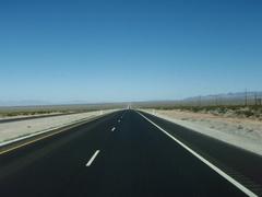 デスバレーへの道