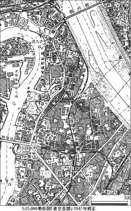 03-1 旧版地形図