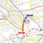 所沢駅周辺