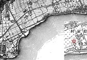 HAT周辺「神戸」假製2万M18年測図