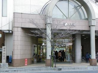 中山道八木橋