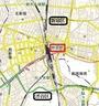 新宿駅(新宿区、渋谷区)加筆