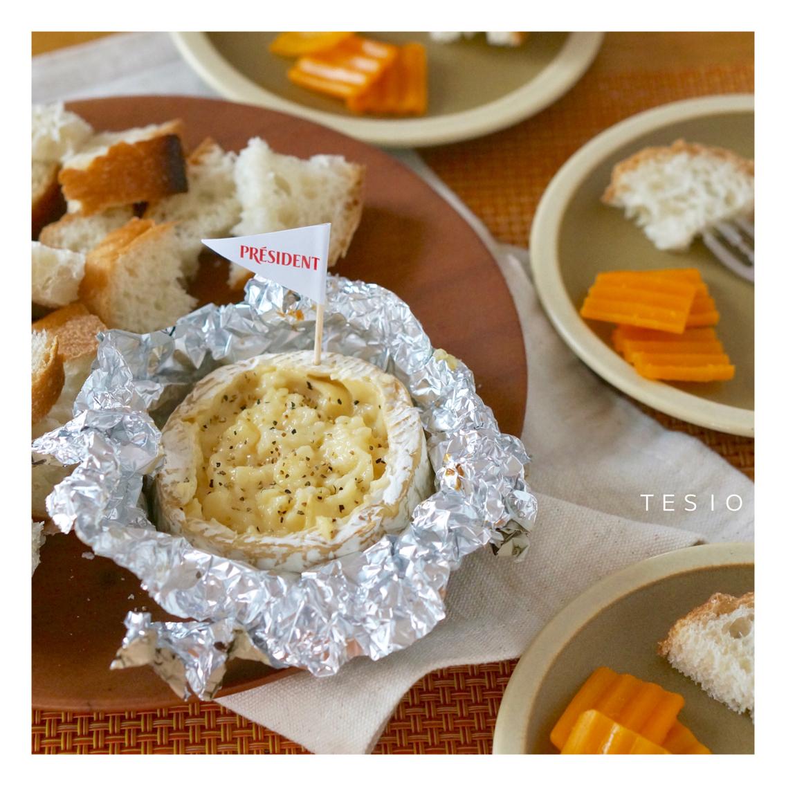カマンベール チーズ 料理