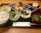 銀座 熊さわ ランチ 麦とろご飯と焼き魚