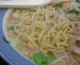 新橋 リンガーハット 野菜たっぷり チャンポン