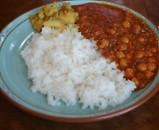 新橋 The KARI ザ・カリ ちゃな豆と挽き肉カレー
