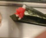 新橋 寿司 みやこ 手巻き寿司 ランチ