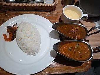 有楽町 東京カレー屋名店会 ランチ エチオピア インドカレーカーマ