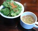 銀座 ローマイヤ ランチ 牛フィレステーキ スープ