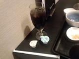 新橋 おばきゅう  ランチ コーヒー