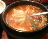 新橋 韓国市場 韓式食堂市場 シジャン まんとうチゲ