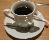 銀座 むなかた 松花堂弁当 コーヒー