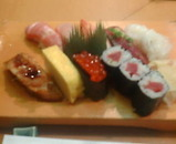 銀座 寿司 にしたに ランチにぎり 竹