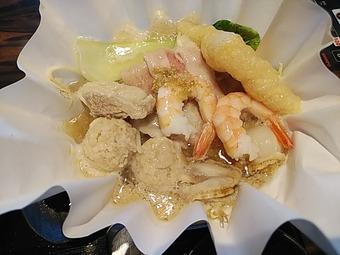 新橋 霧島 ランチ 大相撲 ちゃんこ鍋定食