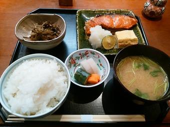 銀座 和の菜彩 さとう ランチ 焼魚御膳