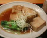 銀座 熊沢 ランチ 煮魚 カレイ煮