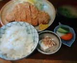 とんかつ 沖縄料理 はいさい ロースかつ