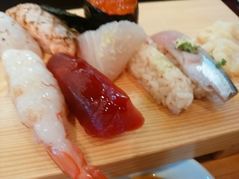 築地 神楽寿司 赤酢しゃり