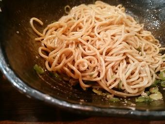 浜松町 汁なし担担麺専門 キング軒