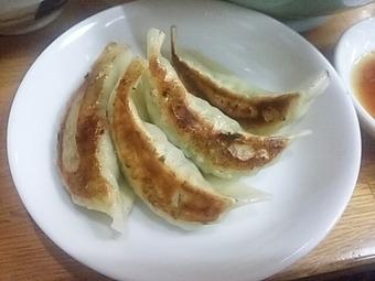 新橋 元祖札幌や ランチ 餃子
