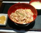 新橋 ヒノマル食堂 親子丼