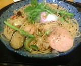 新橋 洋麺屋 五右衛門 ランチ 夏野菜のパスタ