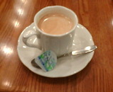 新橋 喫茶フジ ランチ コーヒー