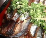 新橋 広島料理 安芸路酔心 あきすいしん ランチ 小いわし丼