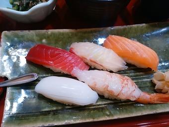 築地寿司清 銀座博品館店 ランチ 彩膳 いろどりぜん