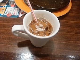 ジョナサンランチ コーヒー