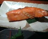 銀座 羅豚はなれ らぶ ランチ 松茸ごはん膳 鮭焼き