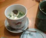 銀座 寿司 にしたに ランチ 茶碗蒸し