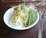タイ料理 ポップイン サラダ