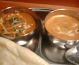 新橋 ネパール・インド料理 タパ Aセット カレー