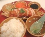 海南鶏飯 汐留店 シンガポールチキンライス