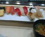 築地寿司清 銀座博品館店 ランチ 満腹にぎり