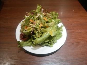 銀座博品館 origo オリゴ ランチ サラダ