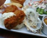 汐留 ジャックポット ランチ 牡蠣