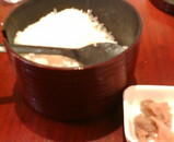 銀座 芝蘭 ランチ ご飯