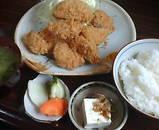 新橋 沖縄料理 とんかつ はいさい ひれかつ