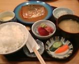新橋 舞浜 ランチ さば味噌