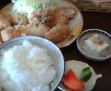 新橋 とんかつ 沖縄料理 はいさい  ランチ ミックスフライ