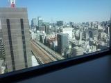 新橋 第一ホテル ラウンジ21