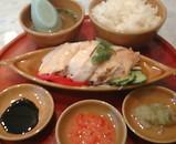 海南鶏飯 汐留店 シンガポールチキンライス 蒸し