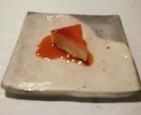 銀座 エリュシオン ハンバーグランチ デザート