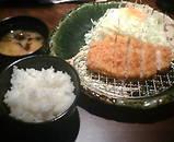 銀座 平田牧場 三元豚ランチロースカツ