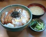 銀座 とんかつ とんき とん喜 ランチ かつ丼定食
