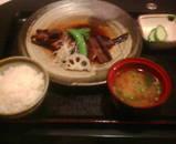銀座 高漁丸 煮魚定食