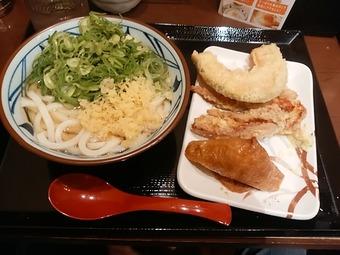 汐留丸亀製麺