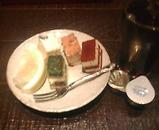 銀座 六角 ランチ バイキング デザート ケーキ